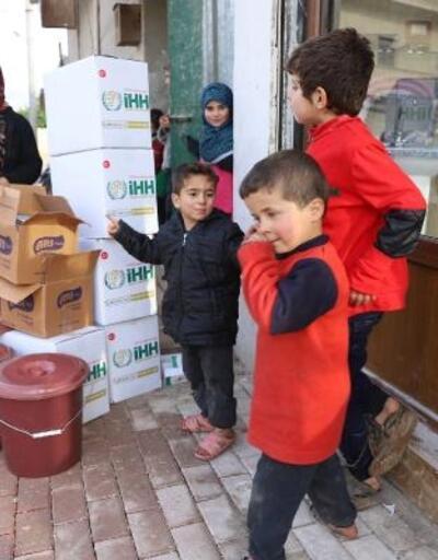 İdlib'ten güvenli bölgeye göç devam ediyor