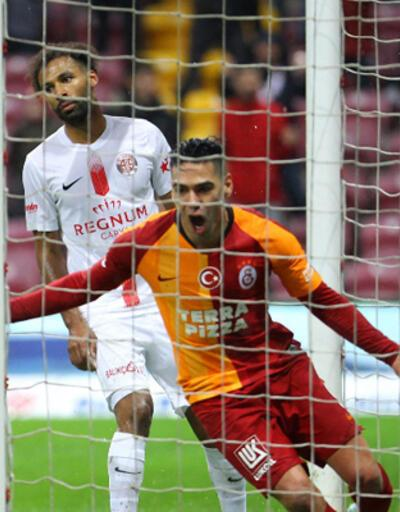 Galatasaray 5-0 Antalyaspor MAÇ ÖZETİ