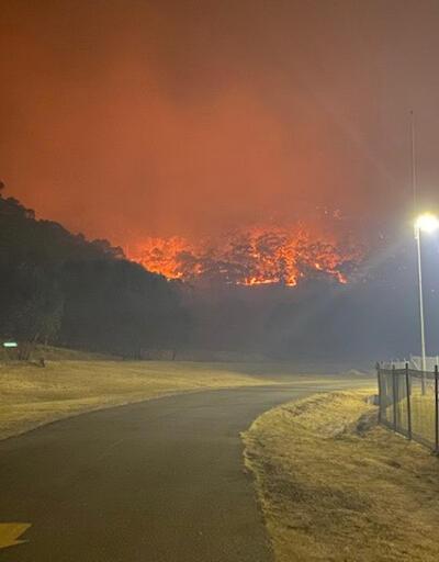 Avustralya'da binlerce kişi için tahliye uyarısı