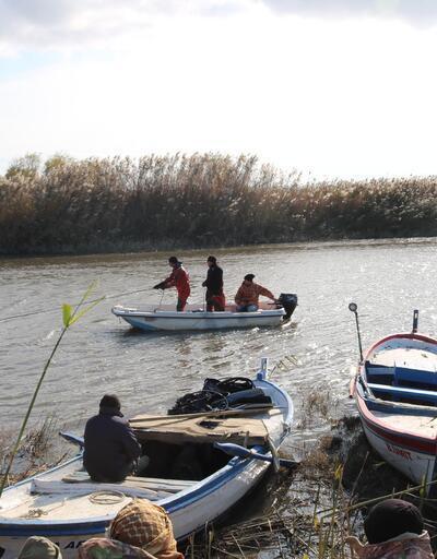 Nehirde kaybolan amatör balıkçının cesedi bulundu