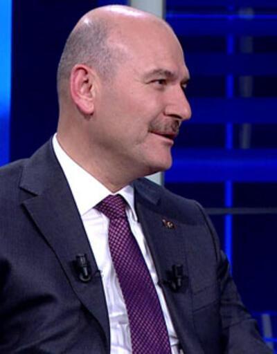 İçişleri Bakanı Soylu: Yurt içi terörist mevcudu 500-550 aralığına düştü