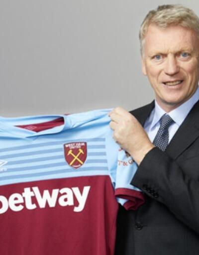 West Ham United David Moyes'u duyurdu