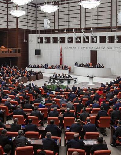 Son dakika... Libya tezkeresi Meclis'te