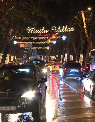 İstanbul'da yeni yıl hazırlıkları