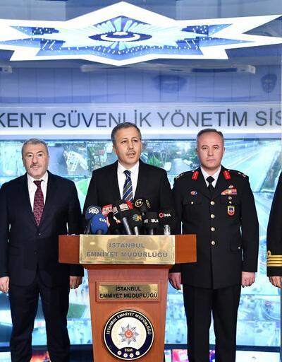 İstanbul Valisi Yerlikaya'dan yılbaşı açıklaması