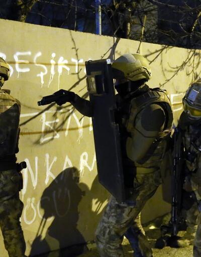 Ankara'da yabancı uyruklu sokak satıcılarına operasyon