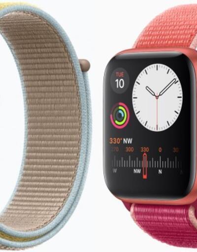 Kırmızı Apple Watch geliyor