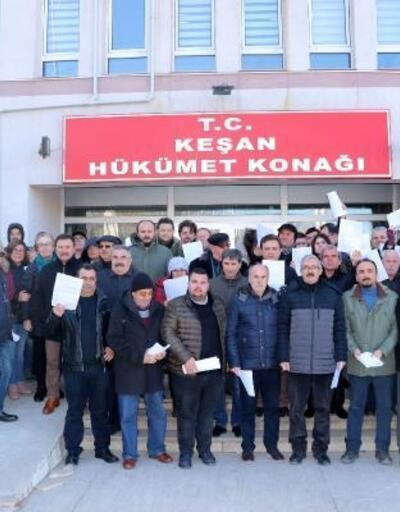 CHP Keşan ilçe örgütünden 'Kanal İstanbul' itirazı