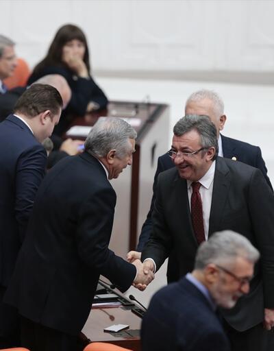 Libya Tezkeresi TBMM'de: İşte Meclis'te dikkat çeken o anlar