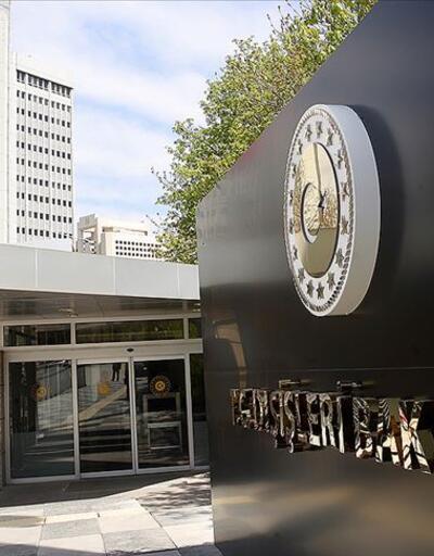 Dışişleri'nden Eastmed projesi anlaşmasına tepki