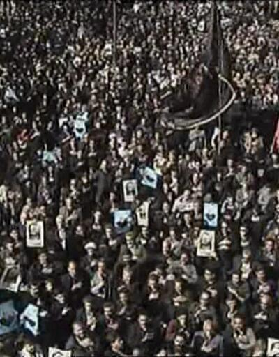 İran halkı Süleymani için sokakta