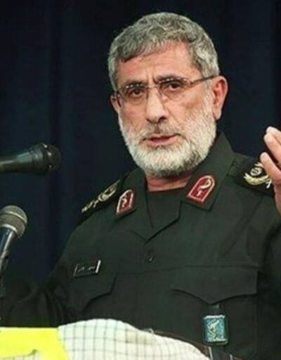 Son dakika... İran Devrim Muhafızları Kudüs Gücü'nün başına İsmail Kani getirildi