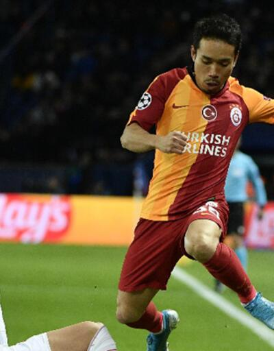 Galatasaray'a Nagatomo piyangosu