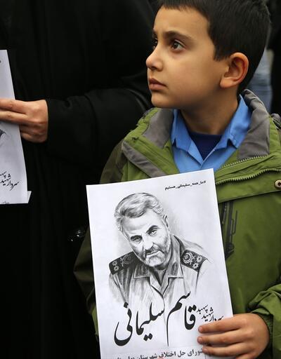 Irak'ta Süleymani ve Mühendis için 3 günlük yas ilan edildi