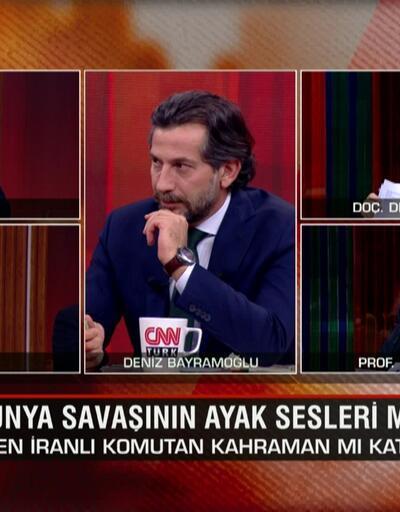 Tezkereyle Türkiye ne tür riskler aldı? Süleymani suikastı 3. dünya savaşının ayak sesleri mi? Gündem Özel'de tartışıldı