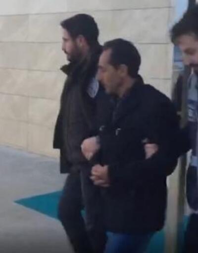 Hırsız, 500 saatlik görüntüler izlenerek yakalandı