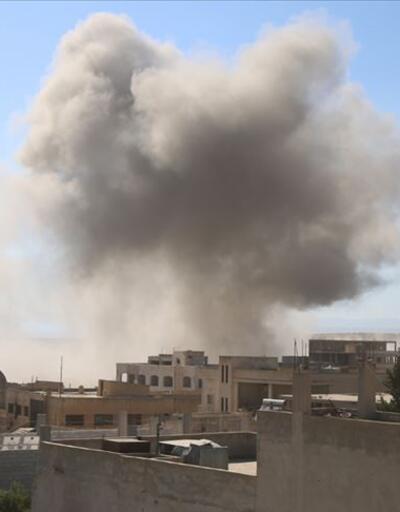 Rejim yine İdlib'i vurdu! 10 sivil hayatını kaybetti...