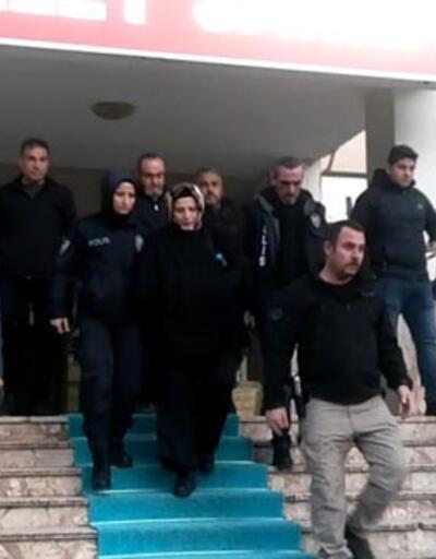 Eski kocasının birlikte yaşadığı kişiyi öldüren kadın tutuklandı