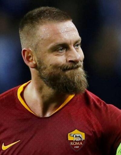 Daniele De Rossi futbolu bıraktı