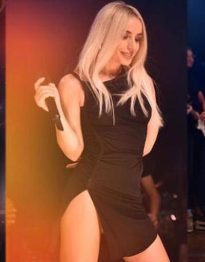Gülşen'in kıyafeti olay yarattı: Gecelik mi, elbise mi?