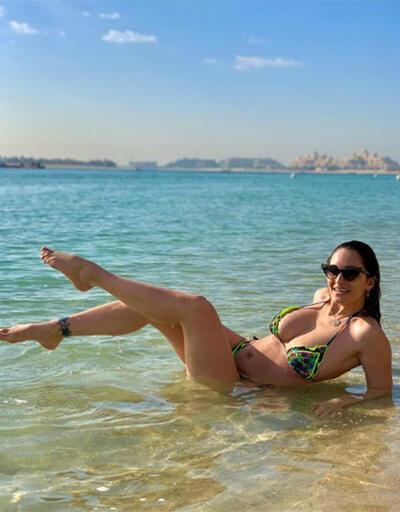 Fernando Muslera-Patricia Callero, Dubai tatilinde