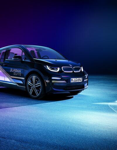 BMW'den geleceğin elektromobilitesi