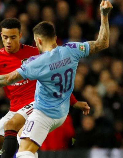 Manchester United - Manchester City CANLI YAYIN