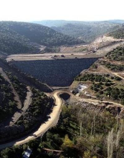 Musacalı Barajı'nın gövde dolgusunun 3 ay içinde tamamlanacak