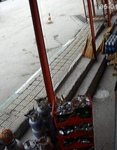 Bursa'da köpeği ezen sürücüye ceza uygulandı
