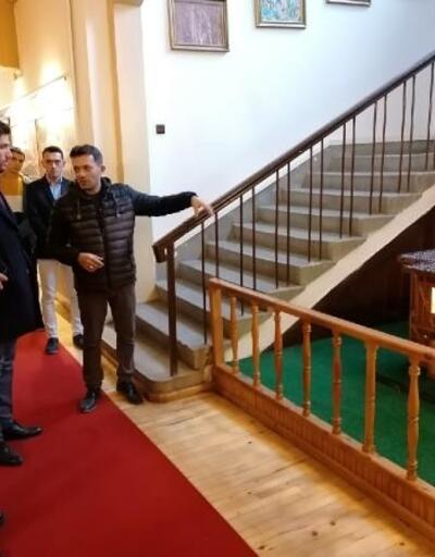 Başkan Karagöl, kent müzesini inceledi