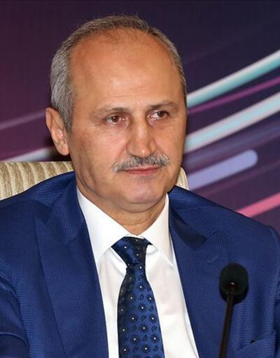 Bakan Turhan: Ankara-Sivas YHT hattı bu yıl tamamlanıyor