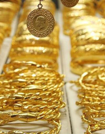 Altının kilogramı 292 bin 400 liraya geriledi