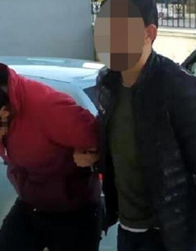 Yolda yürüyen kadını taciz iddiasıyla tutuklandı