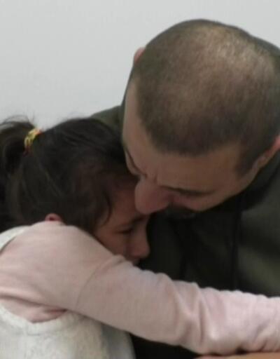 Koruyucu babası sayesinde sağlığına kavuştu