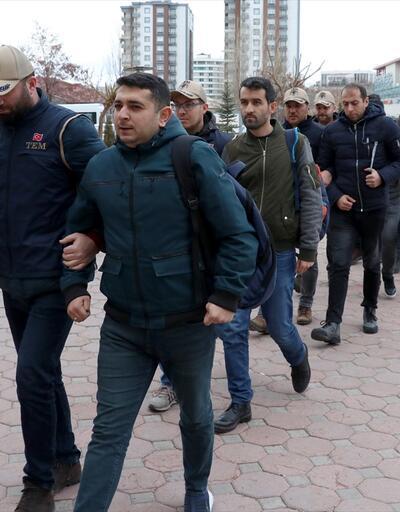 """Sivas merkezli FETÖ'nün """"askeri yapılanması""""na yönelik operasyon"""