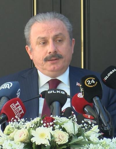 TBMM Başkanı Şentop: Son yaşanan olaylarda BM'den hiçbir ses duymadık