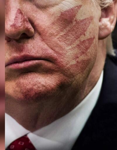 Hamaney'den Trump'a gönderme