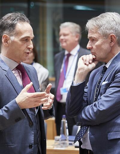 Avrupa'da Orta Doğu mesaisi! Brüksel'de toplandılar