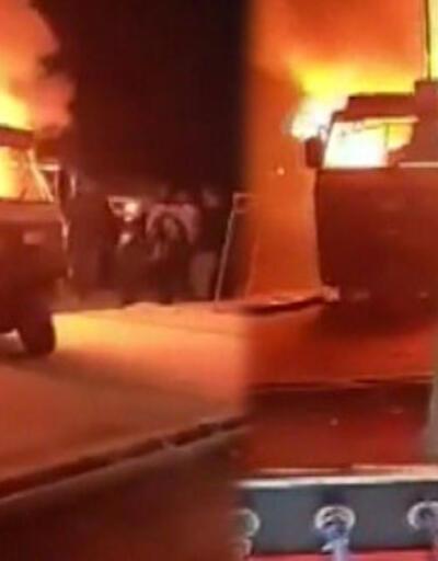 Pakistan'da yangın faciası: 6  ölü