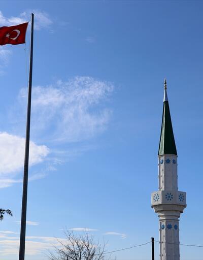 70 yıl sonra minareye kavuştular