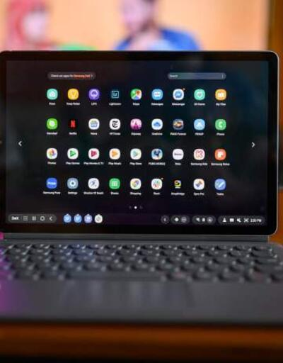 Samsung, bu sefer gerçekten iPad'e rakip olacak