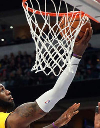 LeBron James, Jordan'ı geçti