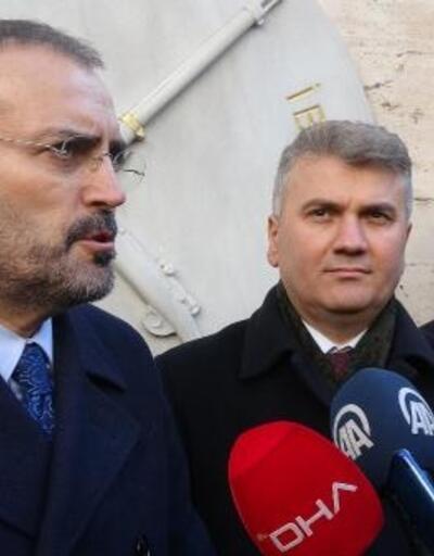 AK Parti'li Ünal: Tehditleri, kaynağında karşılamak zorundayız
