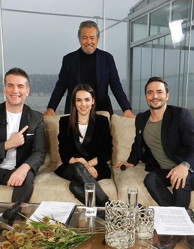 Ahmet Kural, Murat Cemcir ve Yağmur Tanrısevsin, Şeffaf Oda'ya konuk oldu
