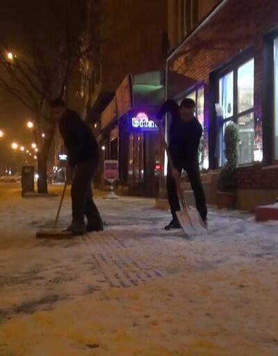 Doğu'da kar yağışı etkili