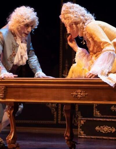 Amadeus oyunu çok sayıda ünlü isim izledi