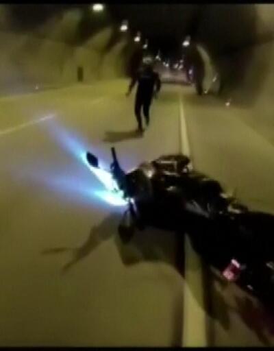 Hız denemesi kazayla sonuçlandı