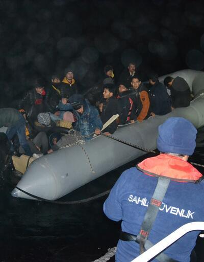 2 haftada 515 kaçak göçmen yakalandı