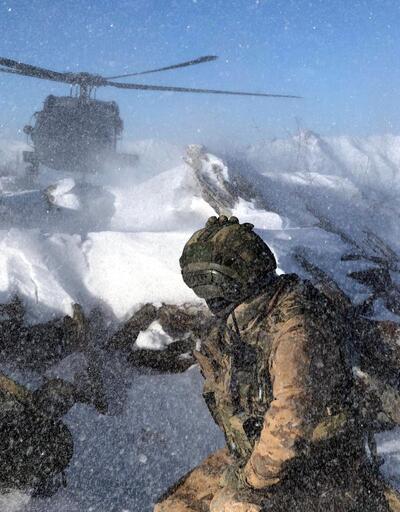 Bitlis'te PKK'lıların kullandığı 11 sığınak bulundu