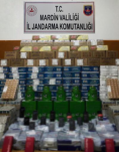 485 bin lira değerinde kaçak telefon bulundu